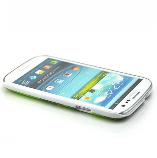 Brasilien Retro Cover für Samsung Galaxy S3