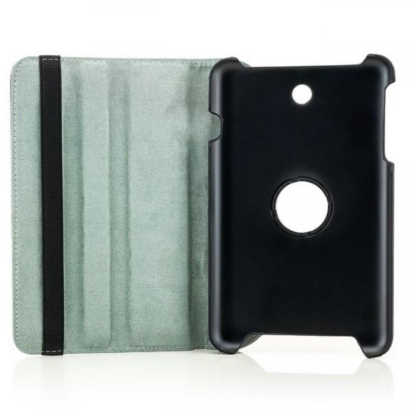 360° Tasche für Asus MeMo Pad 8 Schwarz