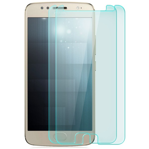 2x Displayschutzglas für Lenovo Motorola Moto G5s Plus
