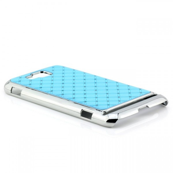 Bling Back Cover für Samsung Ativ S Blau