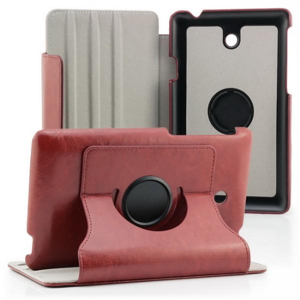 360° Business Tasche für Asus FonePad 7 Braun