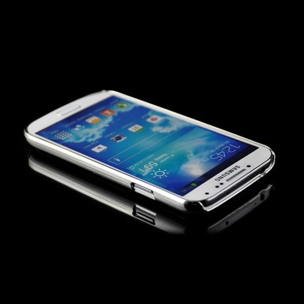 Deluxe Back Cover für Samsung Galaxy S4 Weiß