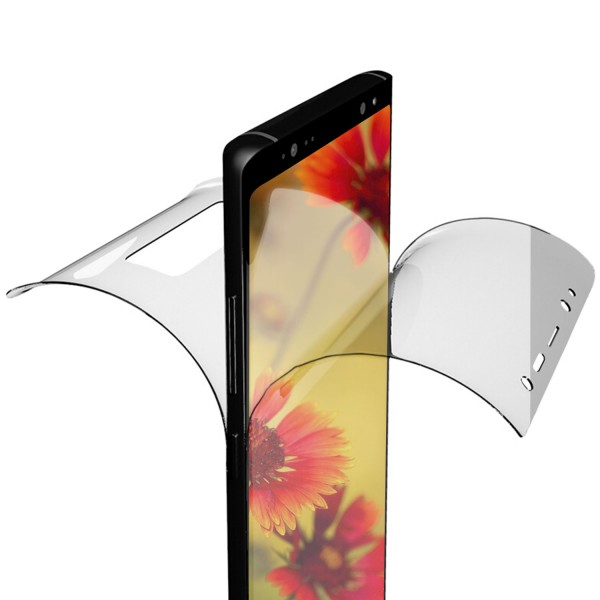 Hydrogel Vorderseite + Rückseite Folie für Huawei Honor Note 10