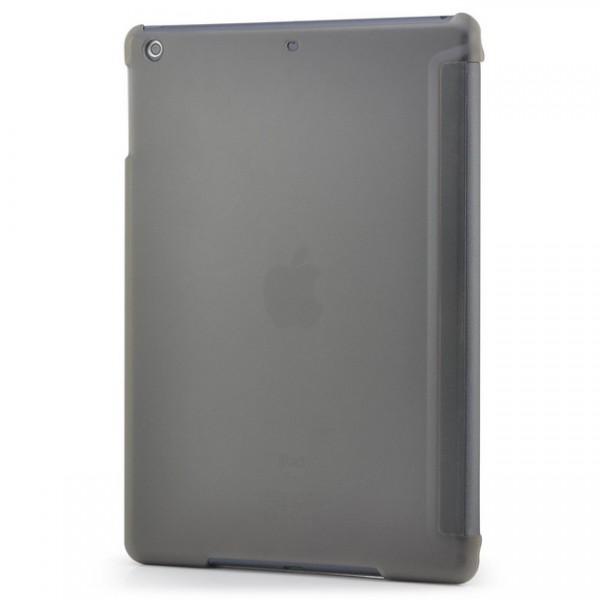 Slim Transformer Stand Case für Apple iPad Air Schwarz