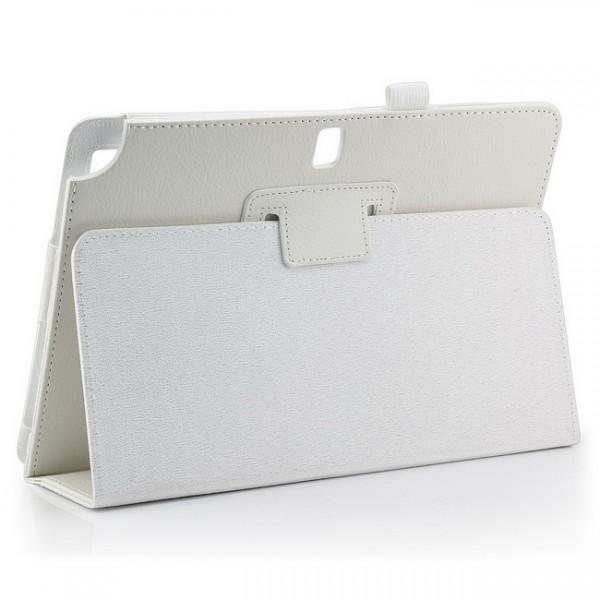 Slim Schutzhülle für Samsung Galaxy Note 10.1 Edition 2014 Weiß