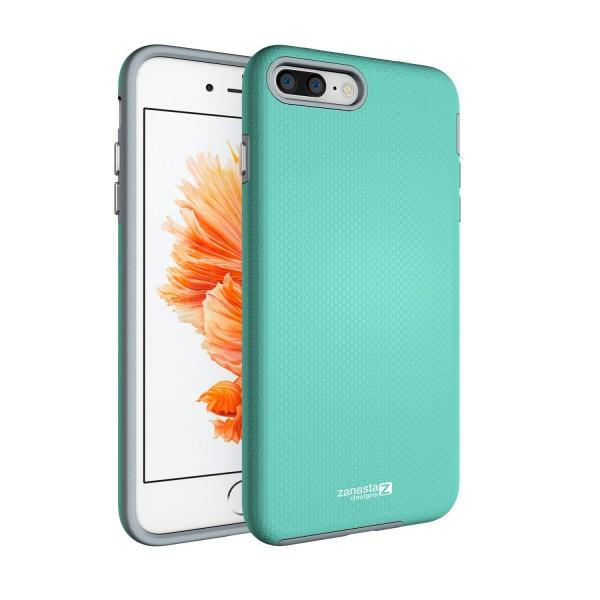 """Hybrid Case für Apple iPhone 8 / 7 (4,7"""") - Türkis"""