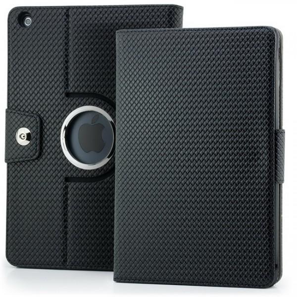 360° Weave Style Case für Apple iPad Air Schwarz