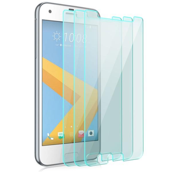 3x Displayschutzglas für HTC One A9s