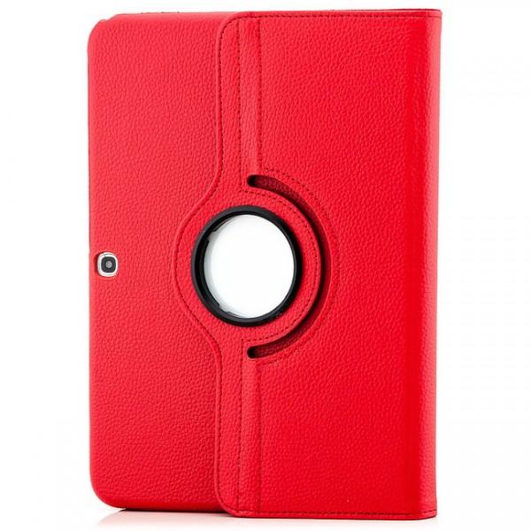 360° Armet Tasche für Samsung Galaxy Tab 3 10.1 Rot