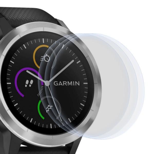 3x Displayschutzfolie für Garmin Vivoactive 3