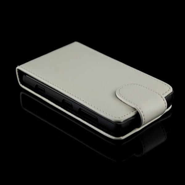 Business Case für Sony L36h Xperia Z Weiß