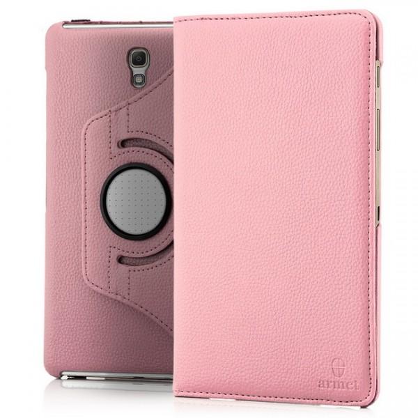 360° Tablet Tasche für Samsung Galaxy Tab S 8.4 Rosa