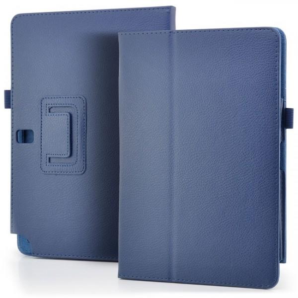 Slim Schutzhülle für Samsung Galaxy Note 10.1 Edition 2014 Blau