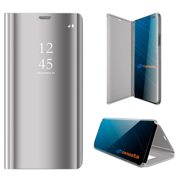 Mirror Case für Huawei P30 Pro - Silber