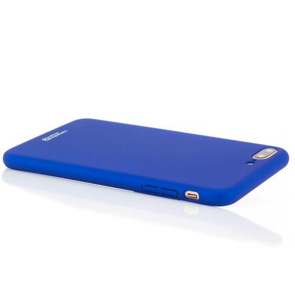 "Simple Hartschale für Apple iPhone 8 Plus / 7 Plus (5,5"") - Blau"