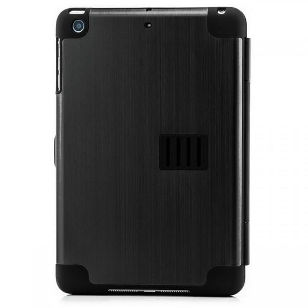 Saxonia Aluminium Case für Apple iPad Mini / Mini 2 / Mini 3 Schwarz