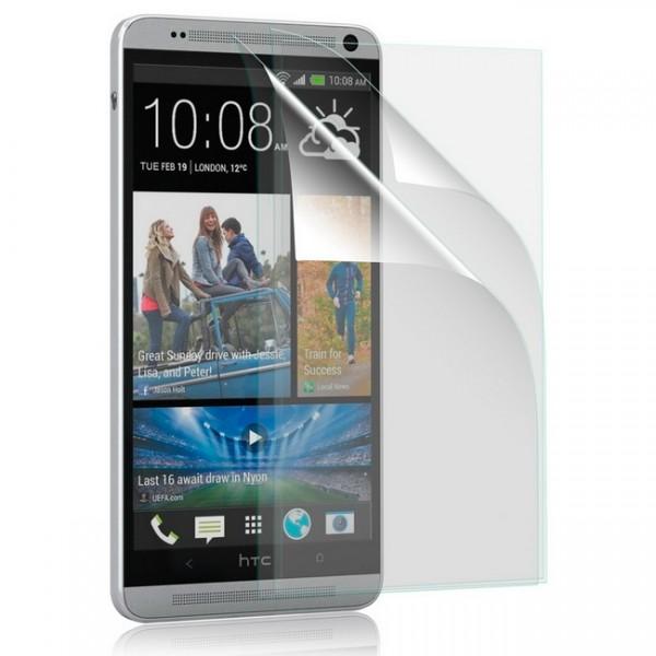 3x Displayschutzfolie für HTC One Max (T6) Matt