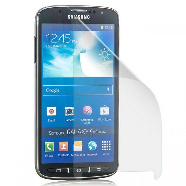 Displayschutzfolie matt für Samsung Galaxy S4 Active