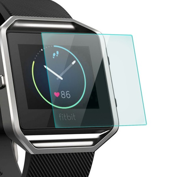 Displayschutzglas für Fitbit Blazeß