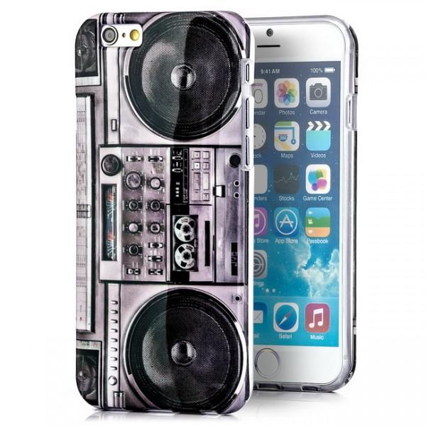 Recorder Silikon Cover für Apple iPhone 6 (4,7)