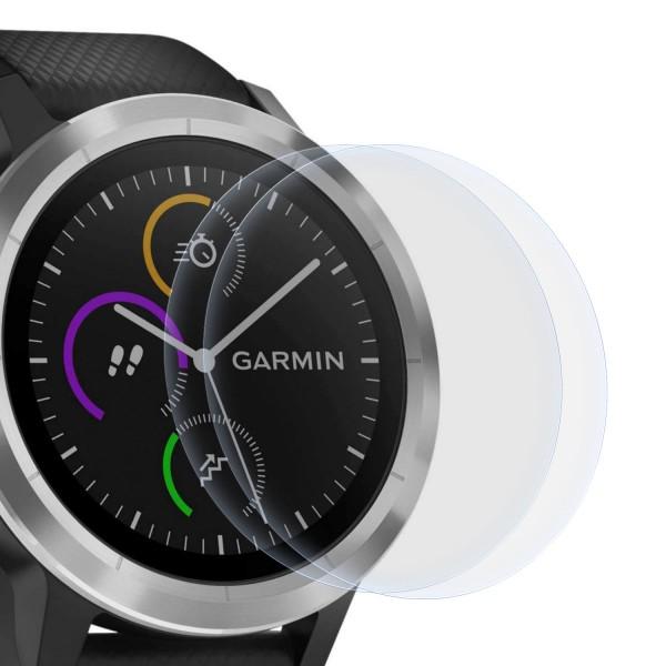 2x Displayschutzfolie für Garmin Vivoactive 3