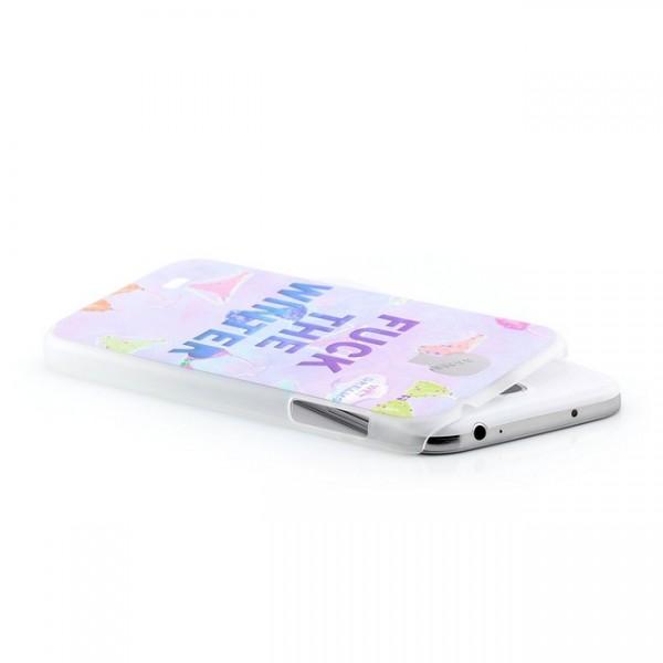 Fuck The Winter Hard Back Cover für Samsung Galaxy S4