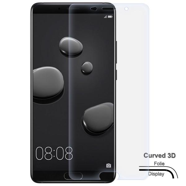 Curved Displayschutzfolie für Huawei Mate 10 - Klar