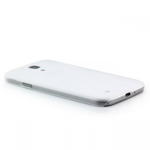 Ultra Slim Back Cover für Samsung Galaxy S4 Transparent