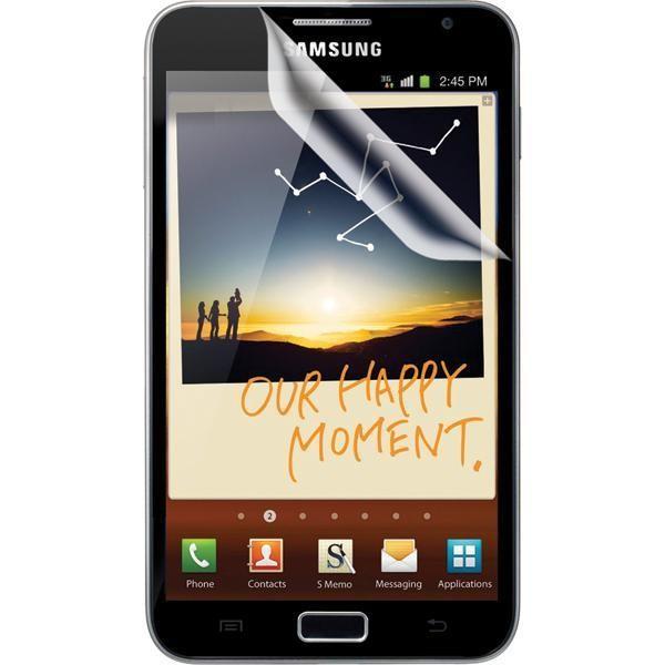 Displayschutzfolie klar für Samsung Galaxy Note N7000