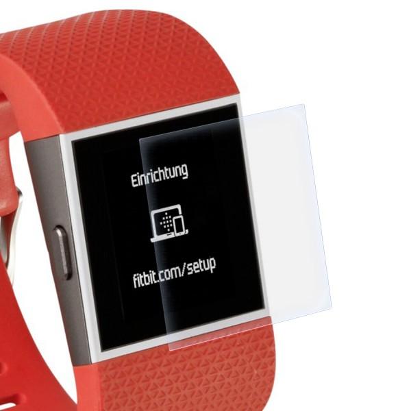 Displayschutzfolie für Fitbit Surge
