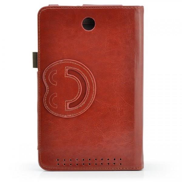 Business Schutztasche für Asus MeMo Pad HD 7 Braun