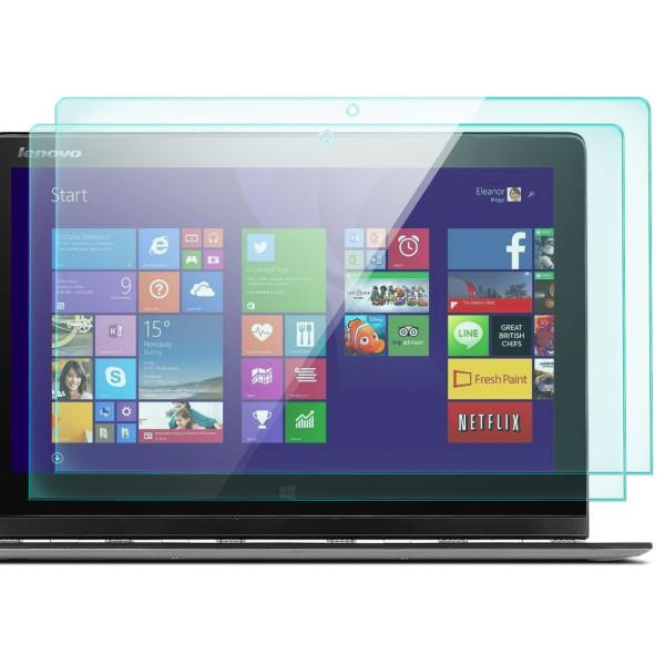 2x Displayschutzglas für Lenovo Yoga 3 Pro