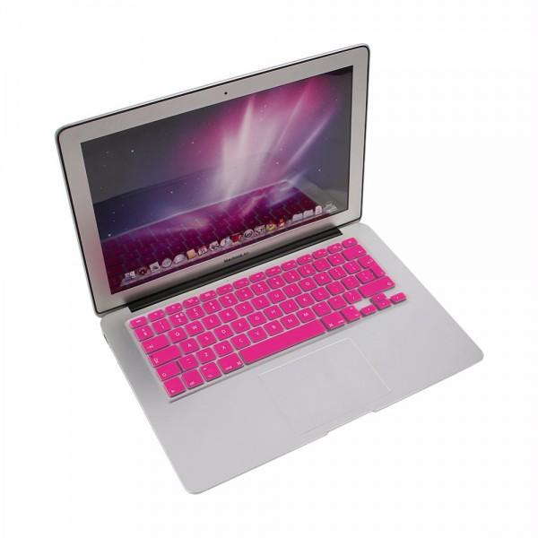 "MacBook Tastatur Cover 13"" / 15"" / 17"" - Pink"