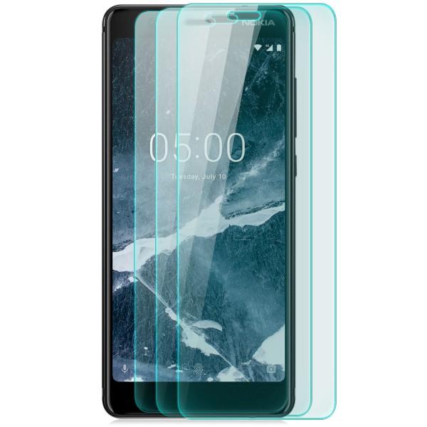 3x Displayschutzglas für Nokia 5.1