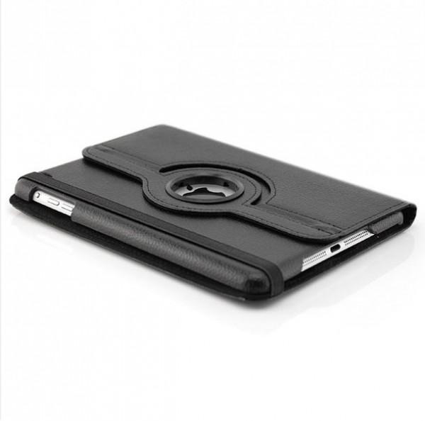 360° Stand Case für Apple iPad Mini Schwarz