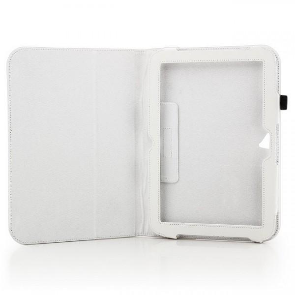 Slim Schutzhülle für Samsung Google Nexus 10 Weiß