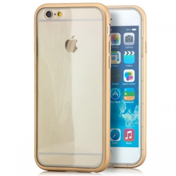 Zanasta Kani Series Bumper Case für Apple iPhone 6 / 6S (4,7) Gold