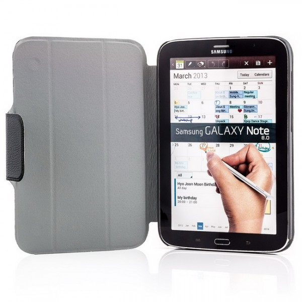 Tablet Case für Samsung Galaxy Note 8 Schwarz