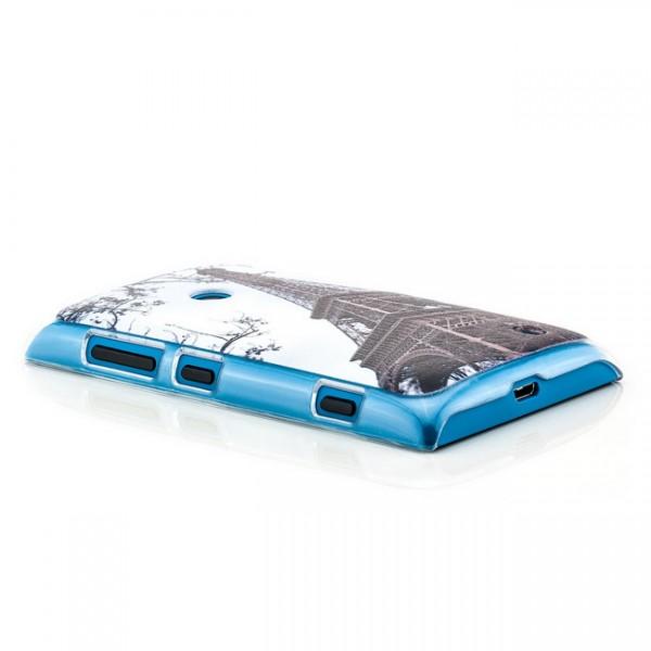 Paris Back Cover für Nokia Lumia 520