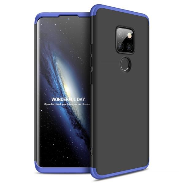GKK Hülle für Huawei Mate 20 - Schwarz-Blau