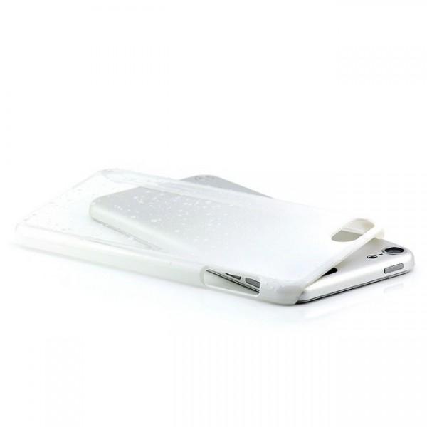 Regentropfen Hard Case für Apple iPod Touch 5G Weiß