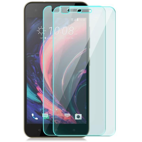 2x Displayschutzglas für HTC Desire 10 Lifestyle