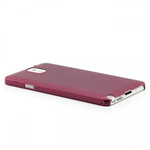 Ultra Slim Back Cover für Samsung Galaxy Note 3 Pink