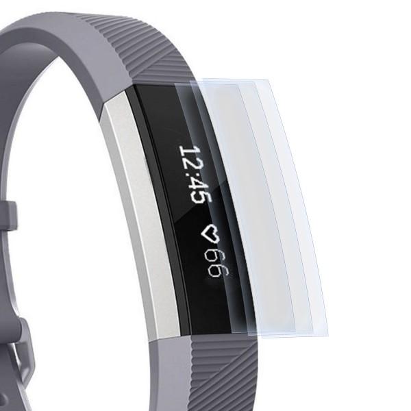 3x Displayschutzfolie für Fitbit Alta HR
