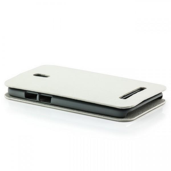 Slim Schutzhülle für HTC Desire 500 Weiß