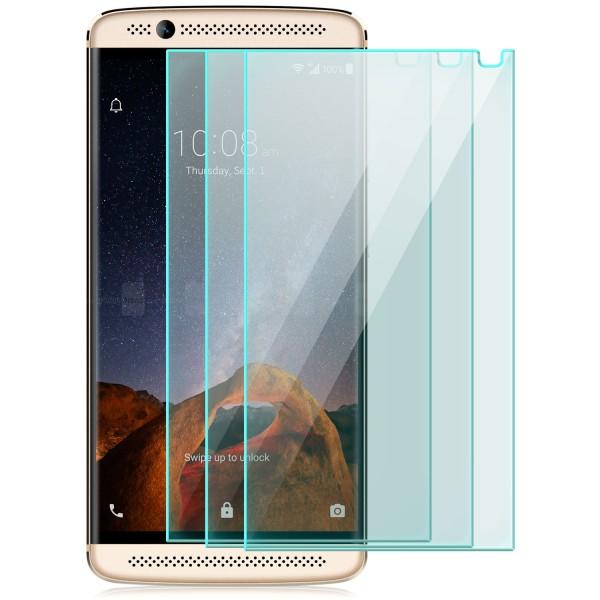 3x Displayschutzglas für ZTE Axon 7 Mini