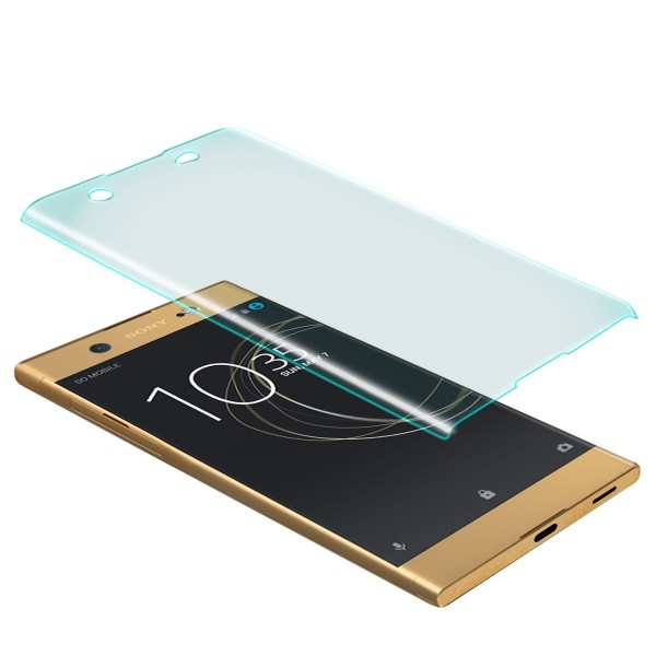 Curved Displayschutzglas für Sony Xperia XA1 Ultra - Transparent