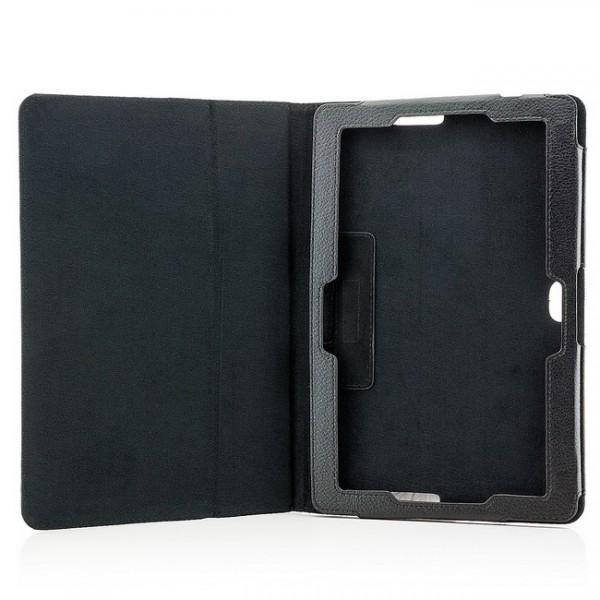Slim Schutzhülle für Asus Vivo Tab RT TF600-T 10.1 Schwarz