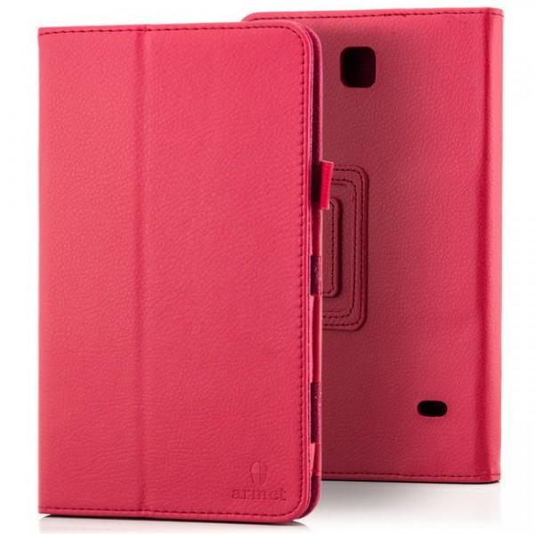 Slim Schutzhülle für Samsung Galaxy Tab 4 8.0 Rot