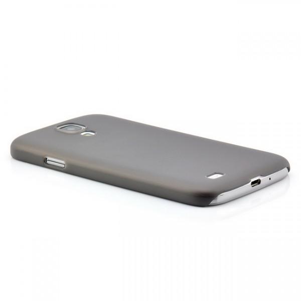Ultra Slim Back Cover für Samsung Galaxy S4 Schwarz